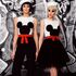 Брюки женские Pintel™ Комбинированный из хлопка и шерсти комбинезон Vivi - фото 1