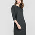 Платье женское O'stin Платье женское с молнией на спинке LT4W14-G8 - фото 1