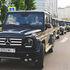 Аренда авто Mercedes-Benz Gelandewagen (черный / белый) - фото 1