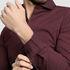 Кофта, рубашка, футболка мужская O'stin Рубашка мужская с микропринтом MS4W11-R9 - фото 4