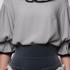 Костюм женский Pintel™ Комплект из блузы и юбки Venla - фото 4