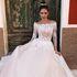 """Свадебное платье напрокат ALIZA свадебное платье """"Gracienne"""" - фото 4"""