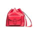 Магазин сумок BASCONI Сумка женская 1856 Red - фото 1