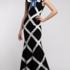 Платье женское Pintel™ Облегающее платье в пол без рукавов Konsta - фото 2