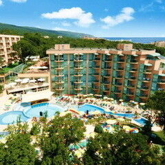 Туристическое агентство Мастер ВГ тур Отдых в Болгарии, Золотые пески, отель Мимоза 4*