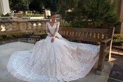 Свадебное платье напрокат Rafineza Платье свадебное Rozalin напрокат