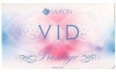 Линзы Sauflon Контактные линзы VID Prestige