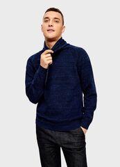 Кофта, рубашка, футболка мужская O'stin Джемпер с высоким воротником MK4U13-68