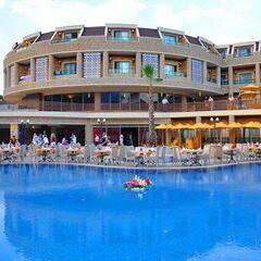 Туристическое агентство География Пляжный авиатур в Турцию, Кемер, Botanik Resort Hotel 4*