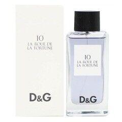 Парфюмерия Dolce&Gabbana Туалетная вода 10 La Roue De La Fortune Uni, 100 мл