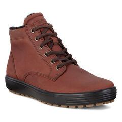 Обувь мужская ECCO Кеды высокие ECCO SOFT 7 TRED 450194/01053