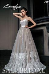Свадебный салон Sali Bridal Свадебное платье 829