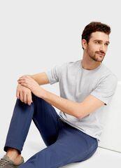 Кофта, рубашка, футболка мужская O'stin Базовая футболка MTA101-92