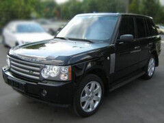 Прокат авто Прокат авто Range Rover Vogue 2007 год