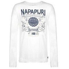 Кофта, рубашка, футболка мужская Napapijri Футболка мужская Staley N0Y9NKB64