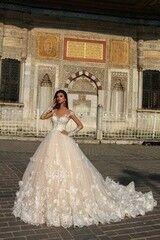 Свадебный салон Pollardi Платье свадебное Melek