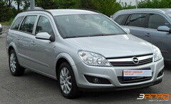 Прокат авто Авто эконом-класса Opel Astra 2008