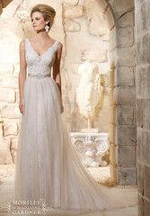 Свадебное платье напрокат Mori Lee Свадебное платье 2780