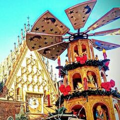 Туристическое агентство Респектор трэвел Экскурсионный автобусный тур в Польшу. Рождественская ярмарка во Вроцлаве.