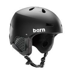 Сноубординг Bern Шлем Macon EPS Matte Black