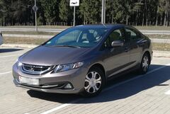 Прокат авто Прокат авто Honda Civic AT