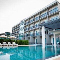 Туристическое агентство EcoTravel Пляжный авиатур в Тайланд, Пхукет, The Melody Phuket 1*