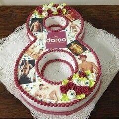 Торт МЕГАТОРТ Торт «Дорогие женщины»