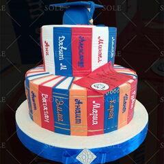 Торт Sole Праздничный торт №47