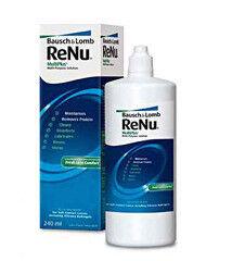 Уход за линзами Bausch & Lomb Раствор для линз Renu Multiplus, 240 мл