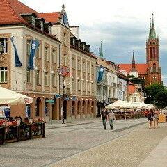 Туристическое агентство Jimmi Travel Автобусный тур «Варшава – Белосток»