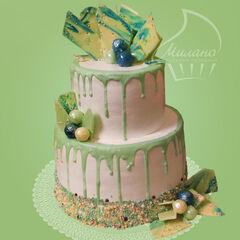 Торт Милано Свадебный торт №14
