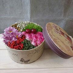 Магазин цветов VGosti.by Композиция «Цветочный тортик»