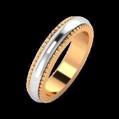Ювелирный салон ZORKA Обручальное кольцо 144071/B