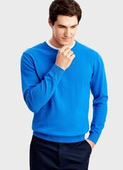 Кофта, рубашка, футболка мужская O'stin Базoвый джемпер MK6T41-64