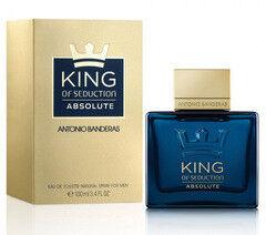 Парфюмерия Antonio Banderas Туалетная вода King Of Seduction Absolute, 100 мл