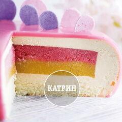 Торт La Crête D'Or (Золотой гребешок) Торт «Катрин»