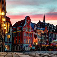 Туристическое агентство Боншанс Экскурсионный тур «Путешествие по Скандинавии»