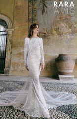 Свадебный салон Rara Avis Платье свадебное Roksi