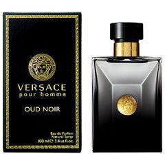 Парфюмерия Versace Парфюмированная вода Pour Homme Oud Noir, 100 мл