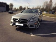 Прокат авто Прокат авто Mercedes-Benz CLS500 AMG
