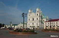 Достопримечательность Костел Святого Франциска Ксаверия Фото