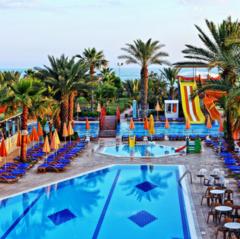 Туристическое агентство TravelHouse Пляжный aвиатур в Турцию, Аланья, Club Caretta Beach 4*
