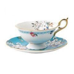 "Подарок Wedgwood Чашка с блюдцем ""Apple Blossom"""