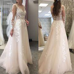 Свадебный салон Vanilla room Свадебное платье Марго