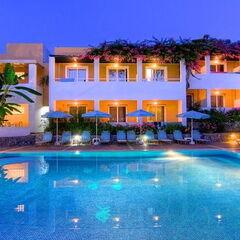 Туристическое агентство Мастер ВГ тур Пляжный авиатур в Грецию, Крит, Xidas Garden 3* (10 ночей, июнь)