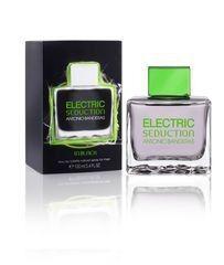 Парфюмерия Antonio Banderas Туалетная вода Electric Seduction Black, 100 мл