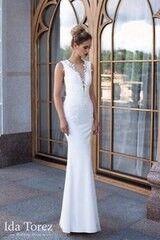 Свадебный салон Ida Torez Платье свадебное Judith