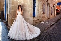 Свадебное платье напрокат Crystal Свадебное платье Avrora