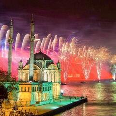Туристическое агентство Внешинтурист Автобусный тур TK1 «Новый Год в Стамбуле»