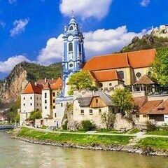 Туристическое агентство ТурТрансРу Автобусный тур 4DV «Дунайский вояж»